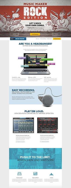 music maker site